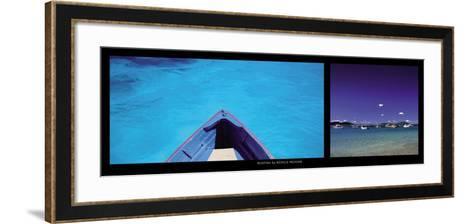 Boating-Neville Prosser-Framed Art Print