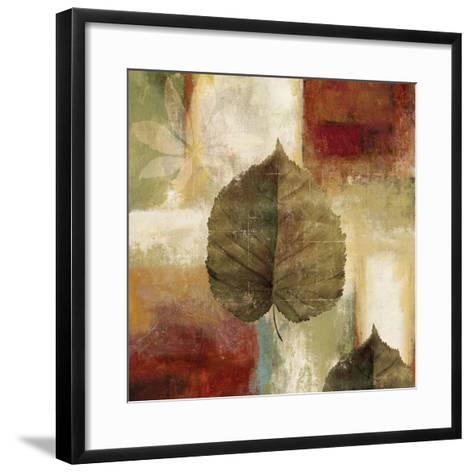 Floating Along-Asia Jensen-Framed Art Print