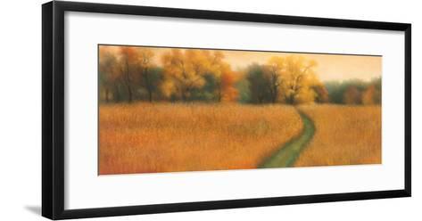 Path to the Woods-David Wander-Framed Art Print