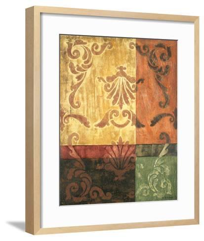 Autumn Sequence I-Jodi Reeb-myers-Framed Art Print