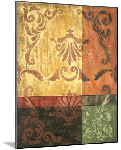 Autumn Sequence I-Jodi Reeb-myers-Mounted Art Print