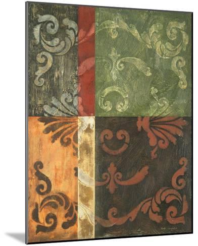 Autumn Sequence II-Jodi Reeb-myers-Mounted Art Print