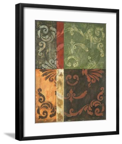 Autumn Sequence II-Jodi Reeb-myers-Framed Art Print