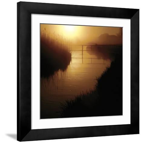 Morning Blush-John Eccles-Framed Art Print