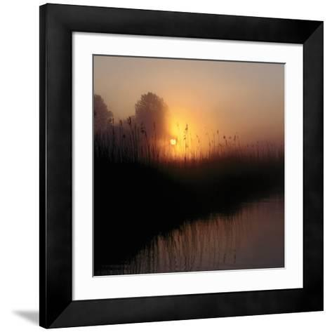 Peaceful Hush-John Eccles-Framed Art Print