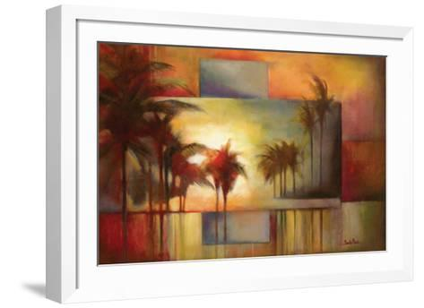 Tropical Realm I-Sandy Clark-Framed Art Print