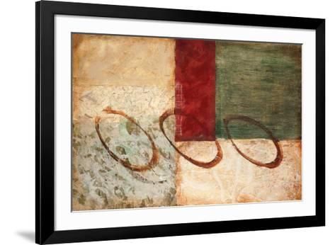 Rustic Pastiche I-Kate Hartman-Framed Art Print