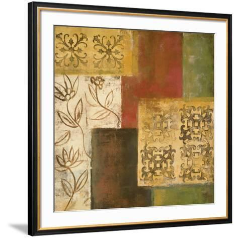 Gate of Florence-Jodi Reeb-myers-Framed Art Print