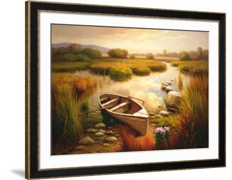 Waiting for You-Barry Russell-Framed Art Print