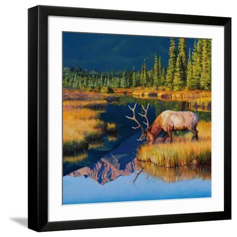 Perfect Dawn-Julie Chapman-Framed Art Print