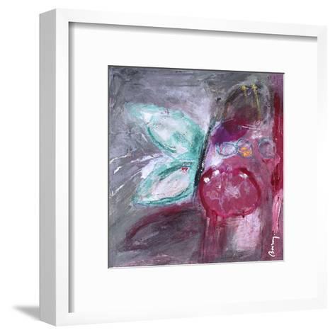Papillon-Jocelyn Bonzom-Framed Art Print