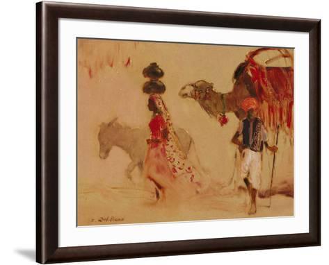 Darwar-Isabelle Del Piano-Framed Art Print