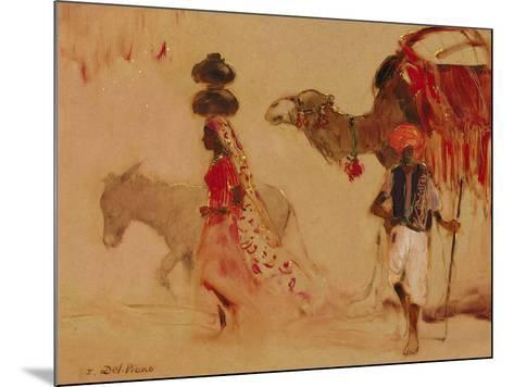 Darwar-Isabelle Del Piano-Mounted Art Print