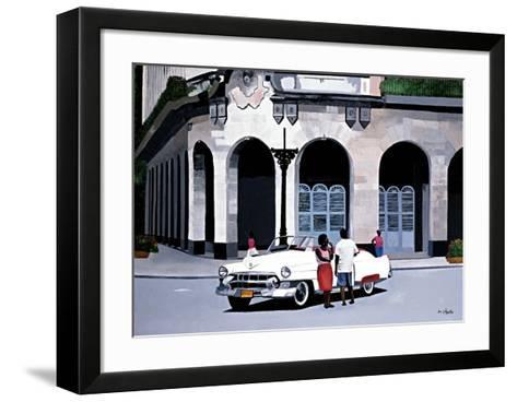Le Capitol-Anne Du Planty-Framed Art Print
