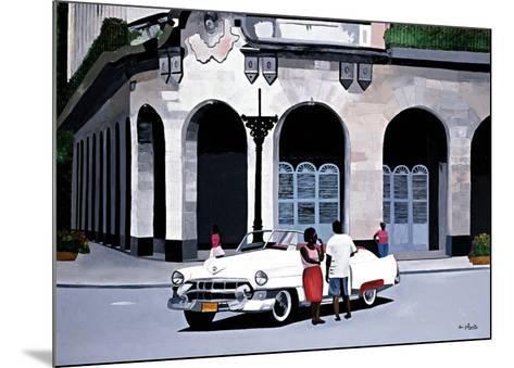 Le Capitol-Anne Du Planty-Mounted Art Print