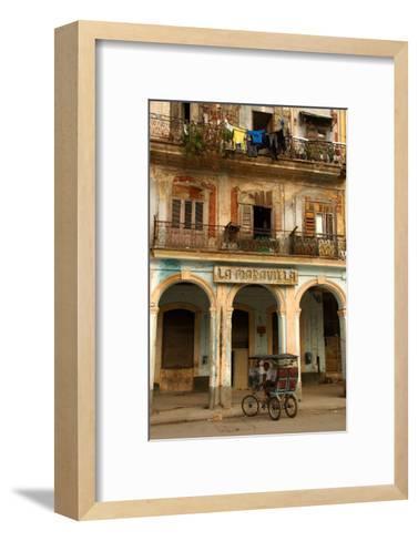 La Maravilla Doors and Windows-Charles Glover-Framed Art Print
