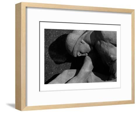 Figurative Statue-Charles Glover-Framed Art Print