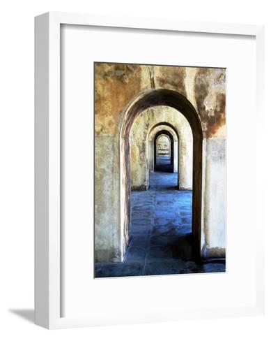 Archway Entry-Stephen Lebovits-Framed Art Print