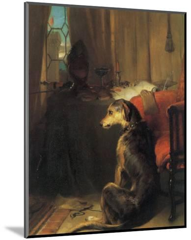 High Life-Edwin Henry Landseer-Mounted Giclee Print