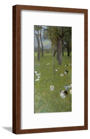 After the Rain-Gustav Klimt-Framed Art Print
