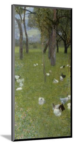After the Rain-Gustav Klimt-Mounted Giclee Print