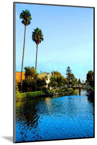 Two Palm Trees in the Sky-Jack Heinz-Mounted Giclee Print