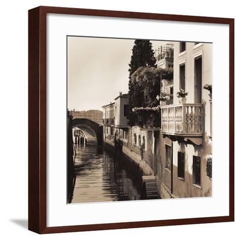 Ponti di Venezia No. 5-Alan Blaustein-Framed Art Print