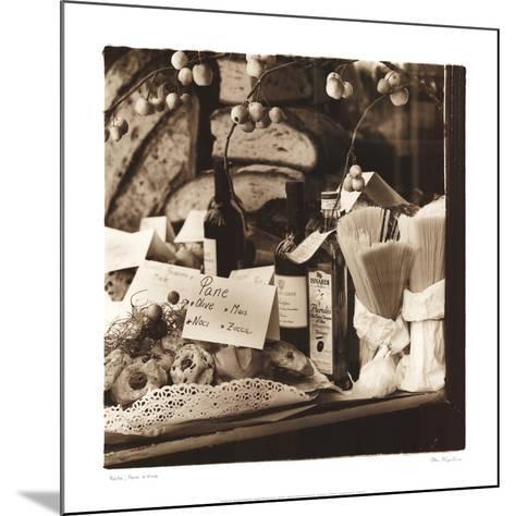 Pasta, Pane e Vino-Alan Blaustein-Mounted Art Print