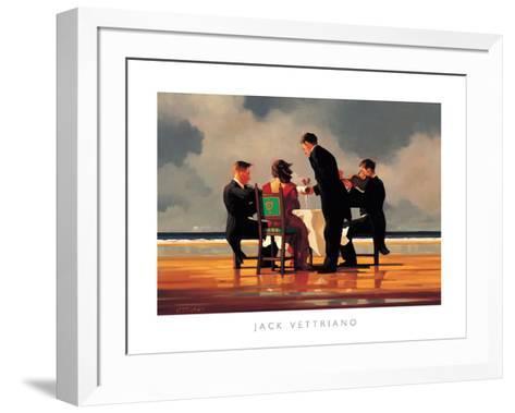 Elegy for a Dead Admiral-Jack Vettriano-Framed Art Print