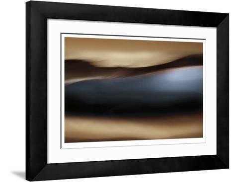 Blu Wind III-John Rehner-Framed Art Print