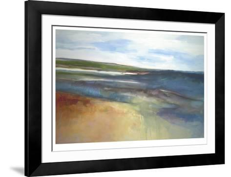 Evening Tide-Marlene Lenker-Framed Art Print