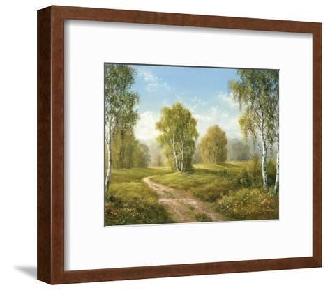 Sunny Afternoon-H^ Buchner-Framed Art Print