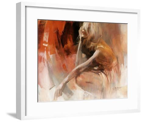 Playful III-Willem Haenraets-Framed Art Print