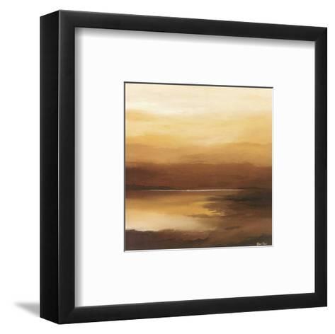 Evening Sky II-Hans Paus-Framed Art Print