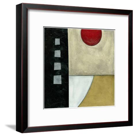 Symbalo I-Jack Jones-Framed Art Print