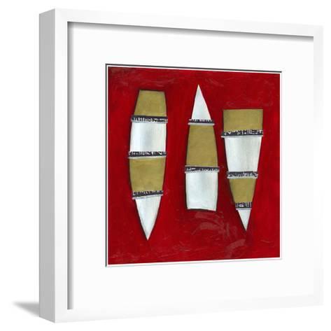 Symbalo III-Jack Jones-Framed Art Print