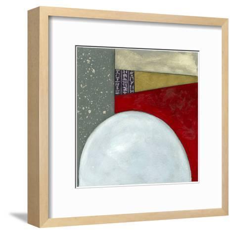 Symbalo IV-Jack Jones-Framed Art Print