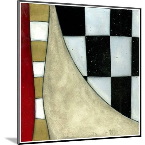 Symbalo VIII-Jack Jones-Mounted Art Print