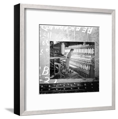 At the Factory I--Framed Art Print