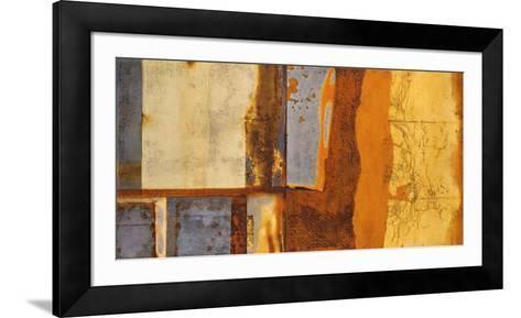 The Silent Sound of Africa I-Christian Heinrich-Framed Art Print