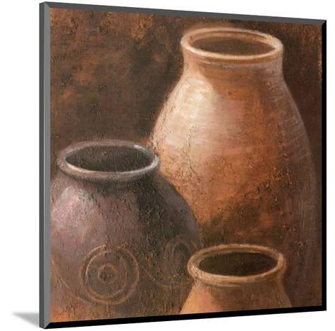 Pottery I--Mounted Art Print