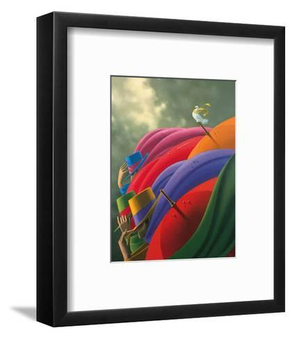 The Lookout-Claude Theberge-Framed Art Print