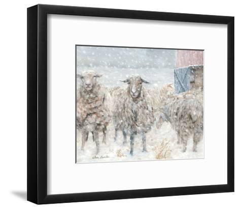Pure Wool-H?l?ne L?veill?e-Framed Art Print