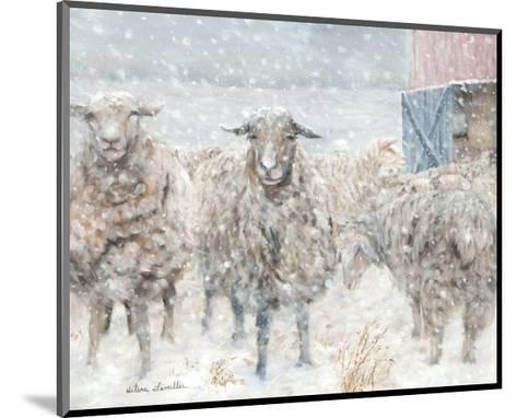 Pure Wool-H?l?ne L?veill?e-Mounted Art Print