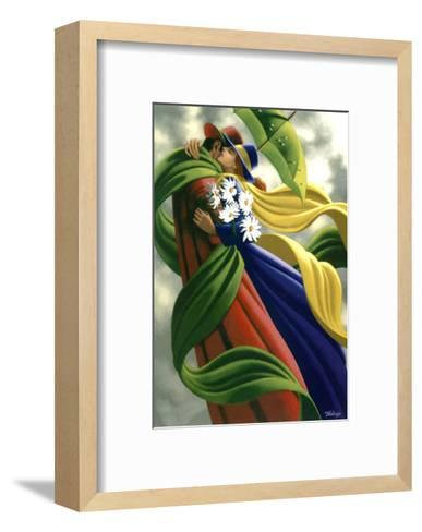 Indian Summer-Claude Theberge-Framed Art Print