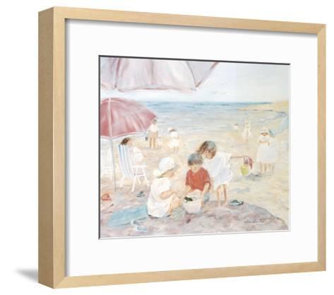 Holidays-H?l?ne L?veill?e-Framed Art Print