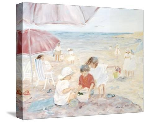Holidays-H?l?ne L?veill?e-Stretched Canvas Print