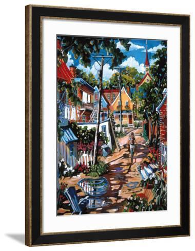 Little Bend-Jos?e Miller-Framed Art Print