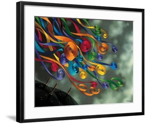 The Celebration-Claude Theberge-Framed Art Print