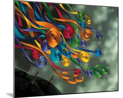 The Celebration-Claude Theberge-Mounted Art Print